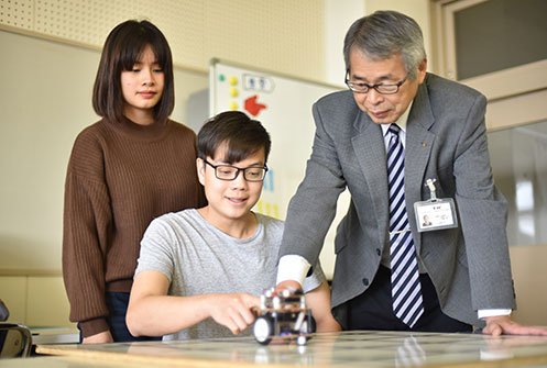 日本語別科 教育内容